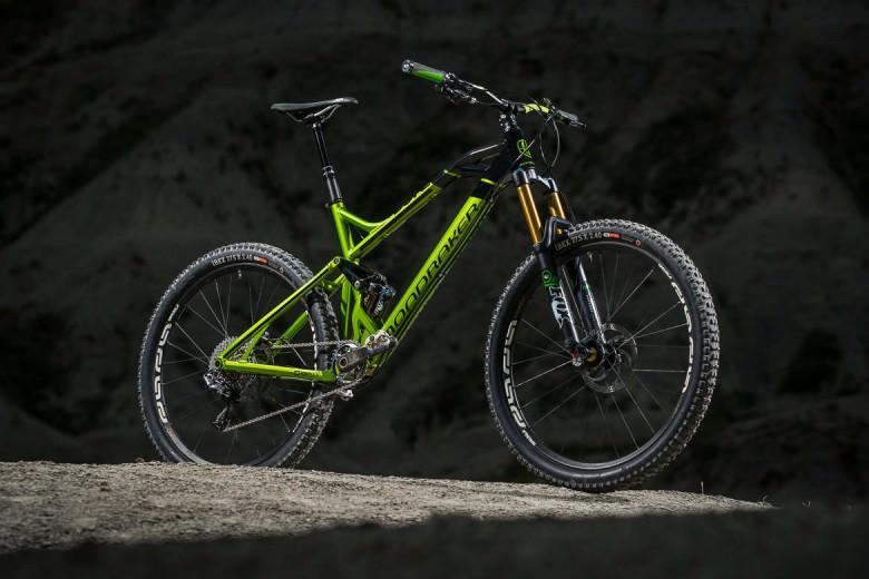 Exclusive: New Mondraker Dune 2014 Enduro Weapon | ENDURO Mountainbike