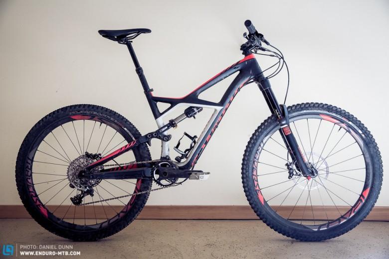 First Look: New Specialized Enduro 650B | ENDURO Mountainbike Magazine