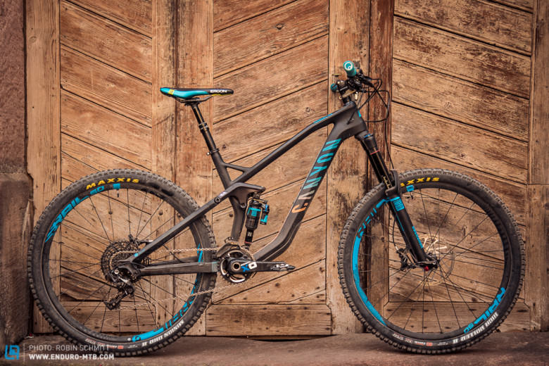 Canyon Mountain Bikes 2015 Canyon Strive CF
