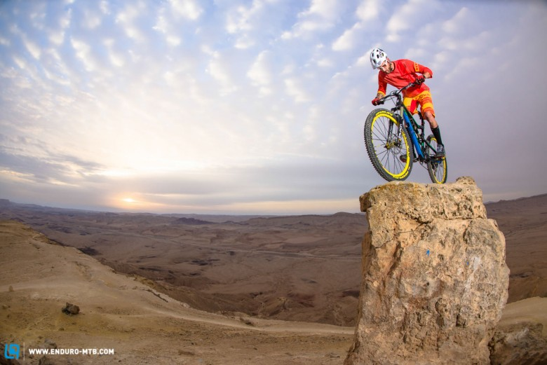 Adventure | Riding Israel: Lost in the Holy Land - Part 2 | ENDURO Mountainbike Magazine