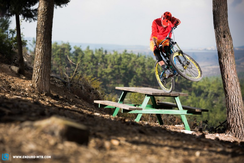 Adventure | Riding Israel: Lost in the Holy Land - Part 1 | ENDURO Mountainbike Magazine