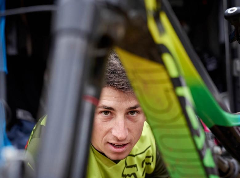 Local riders such as (24) Oriol Prat were evidence that the level in Catalonia - 8-copia-e1426176655814-780x578